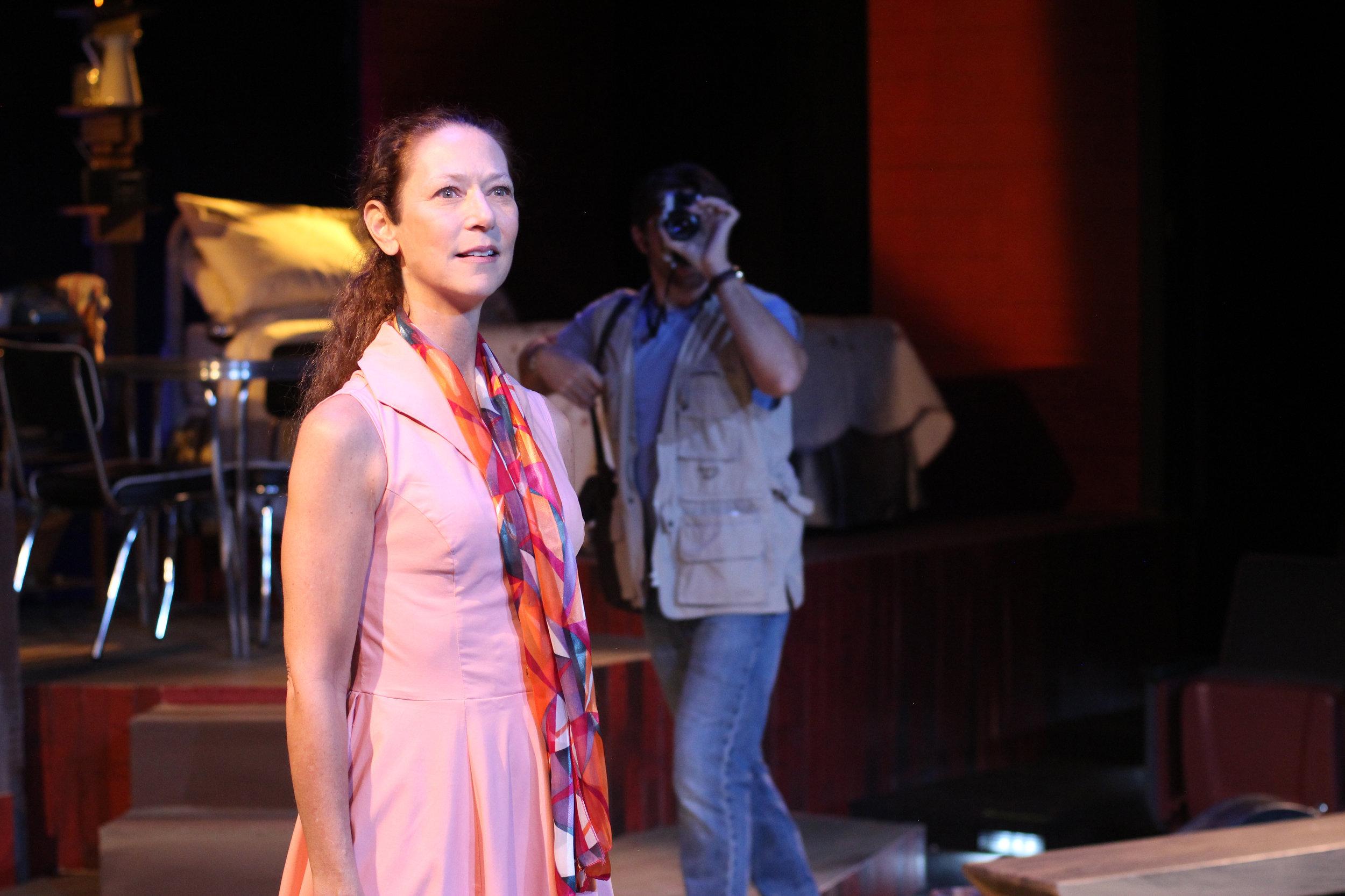 Juliet Lambert Pratt and Sean Hayden