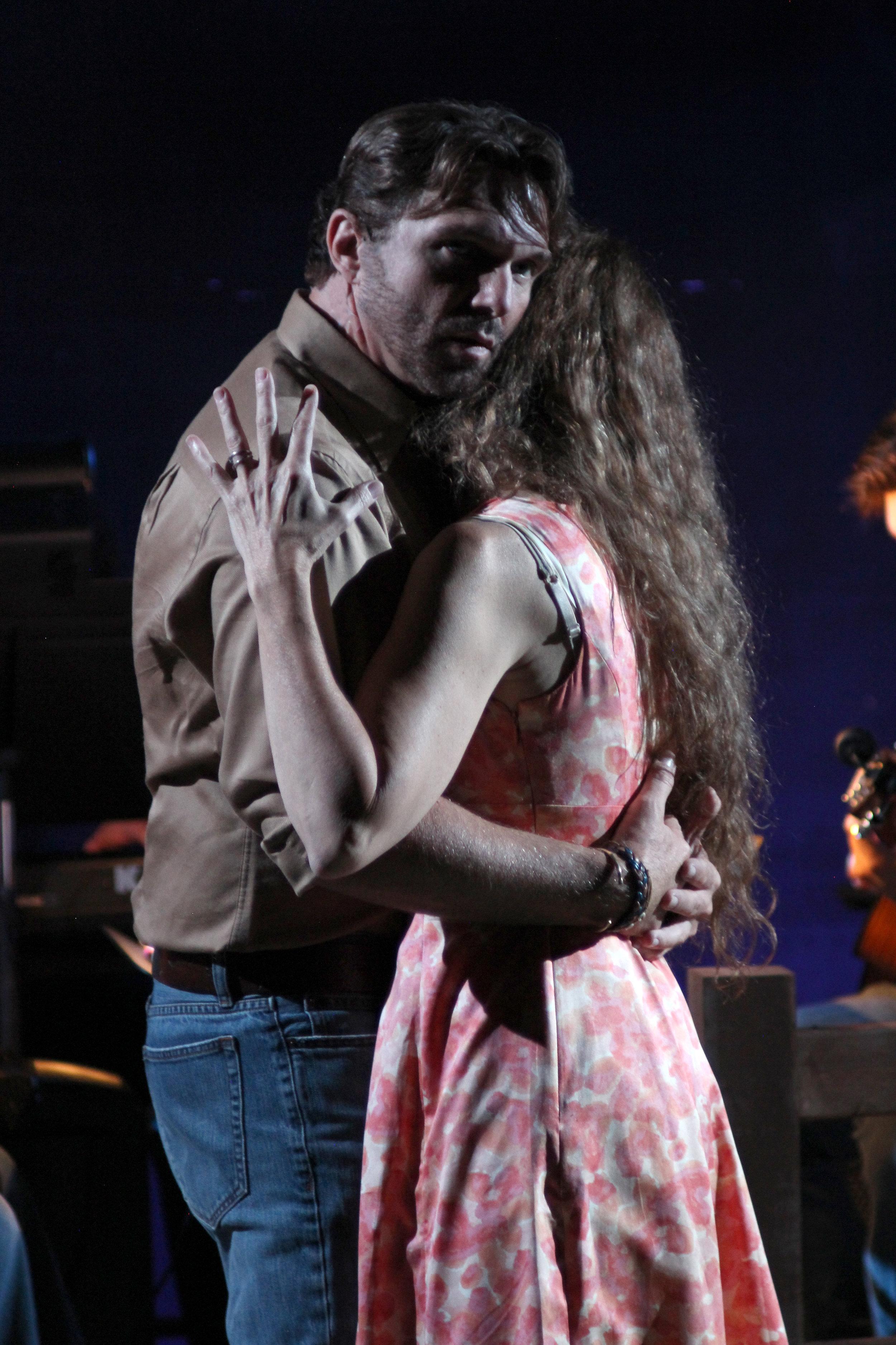 Sean Hayden and Juliet Lambert Pratt