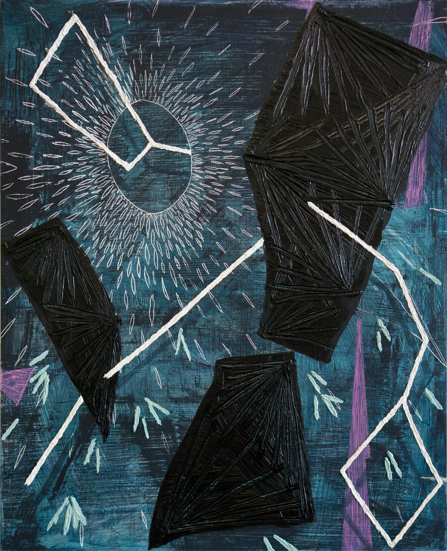 "2017             20""x16""                Oil on Panel"