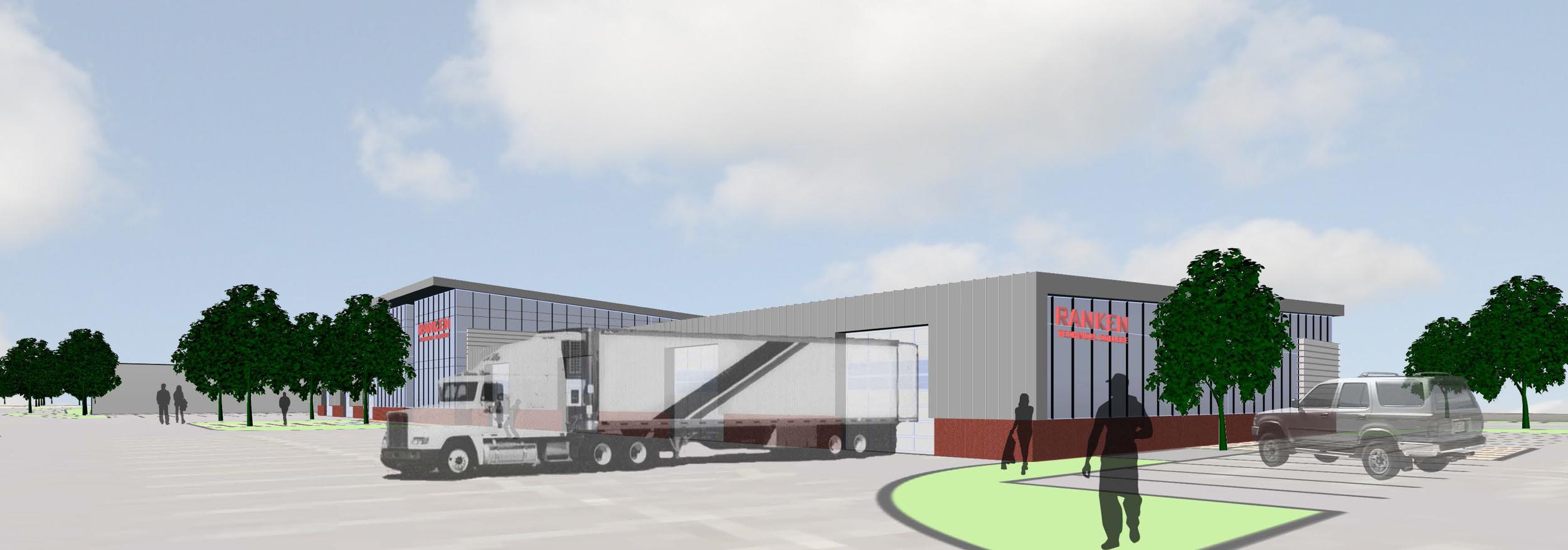 Ranken Technical College - Diesel Technology Center, Wentzville, MO -