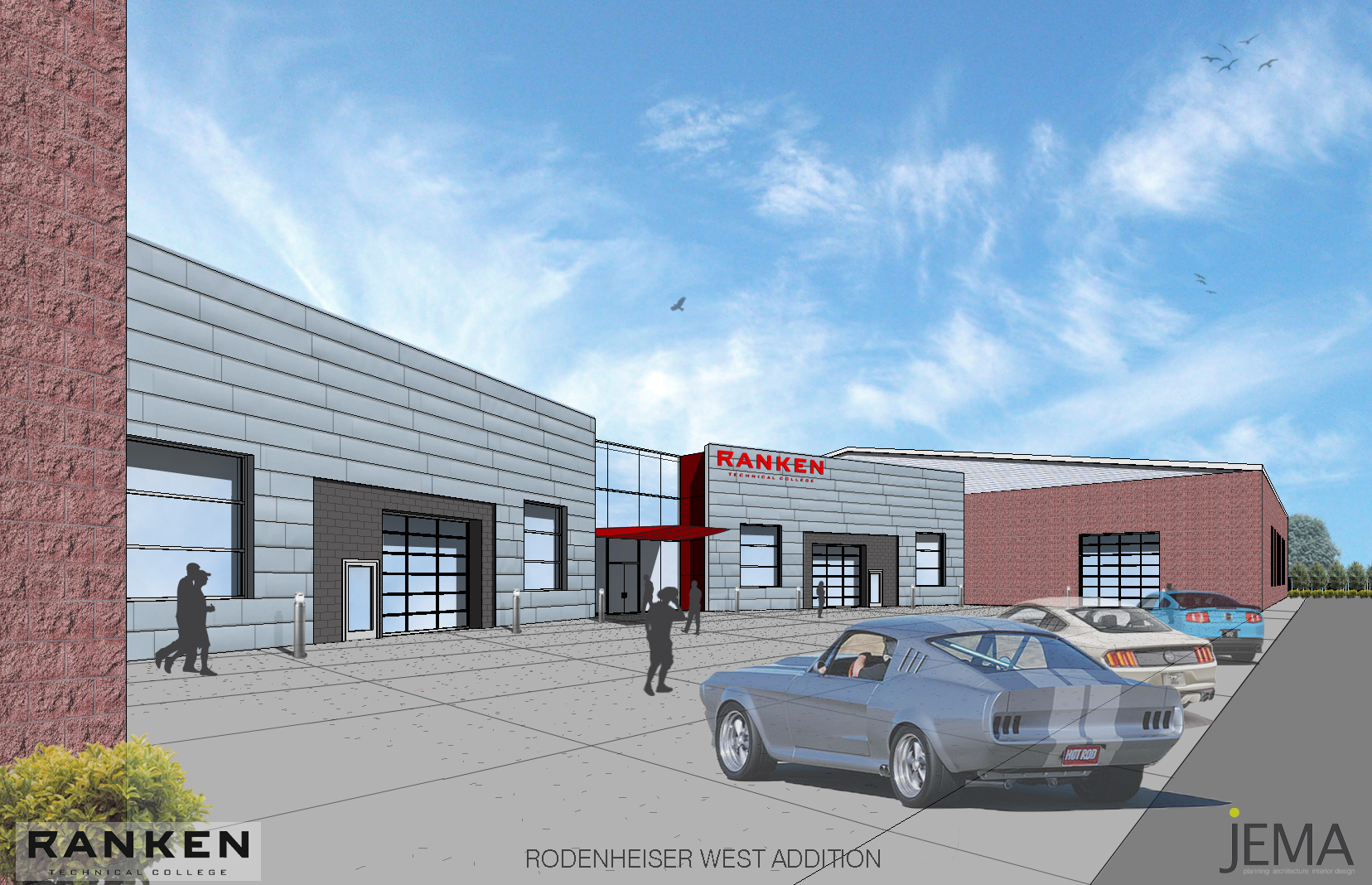 Ranken Technical College - Rodenheiser West Automotive Technology Center, St. Louis, MO -