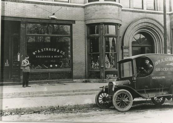 Original 1901 store -