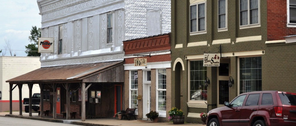 The architectural gems of Owensville, MO -