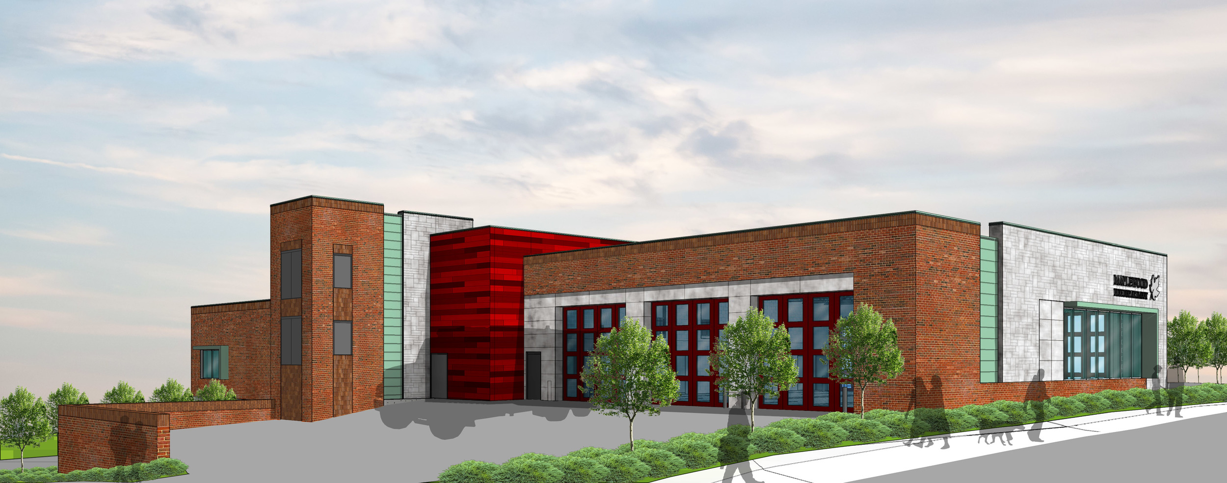 A St. Louis first: LEED Silver Fire Station -