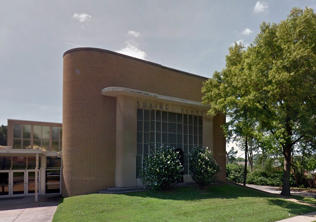 The Kol Rinah Synagogue in University City, MO. Soon to be the new home for The Journey -