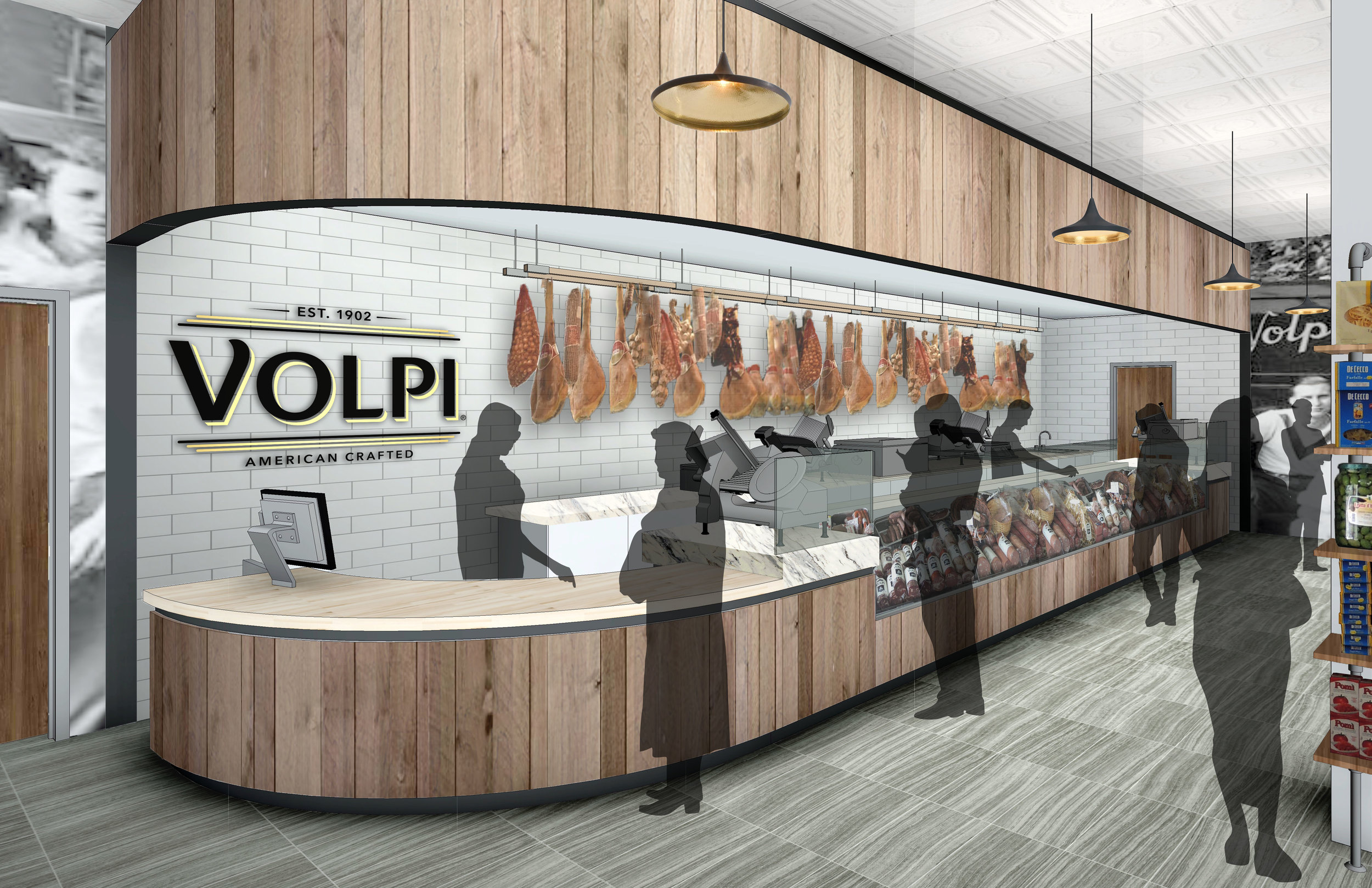 Volpi - one of the greatest places in St. Louis, MO -