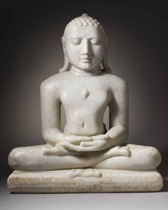 Rishabhanatha, the ancient Indian founder of Jainism. - Was he the first animal rights activist? His influence is widely felt across Jainism, Hindu and Buddhist traditions. Did having 99 brothers and 1 sister enlighten his view of the