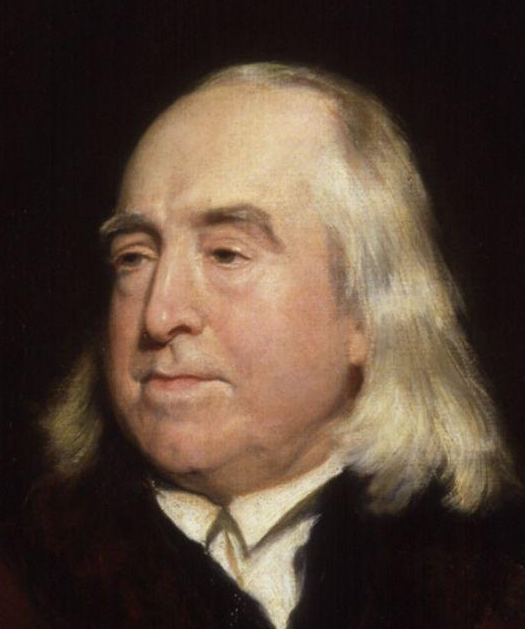 Jeremy Bentham was born in England in 1748 and was an early advocate of animal rights. - He understood that our treatment of animals directly correlates with our treatment of each other. Does the genesis of violence reside here?
