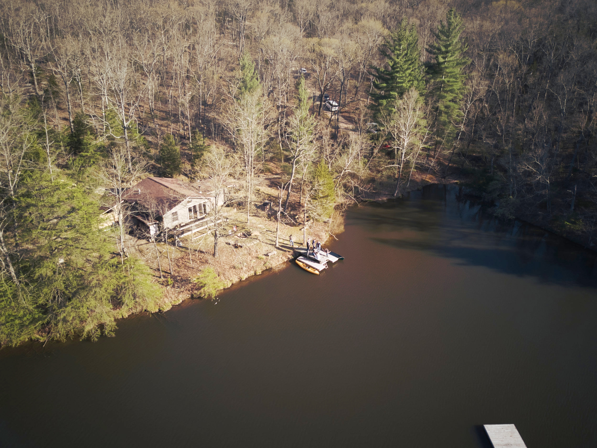 JEMA's retreat location is a page out of Thoreau's Walden Pond -