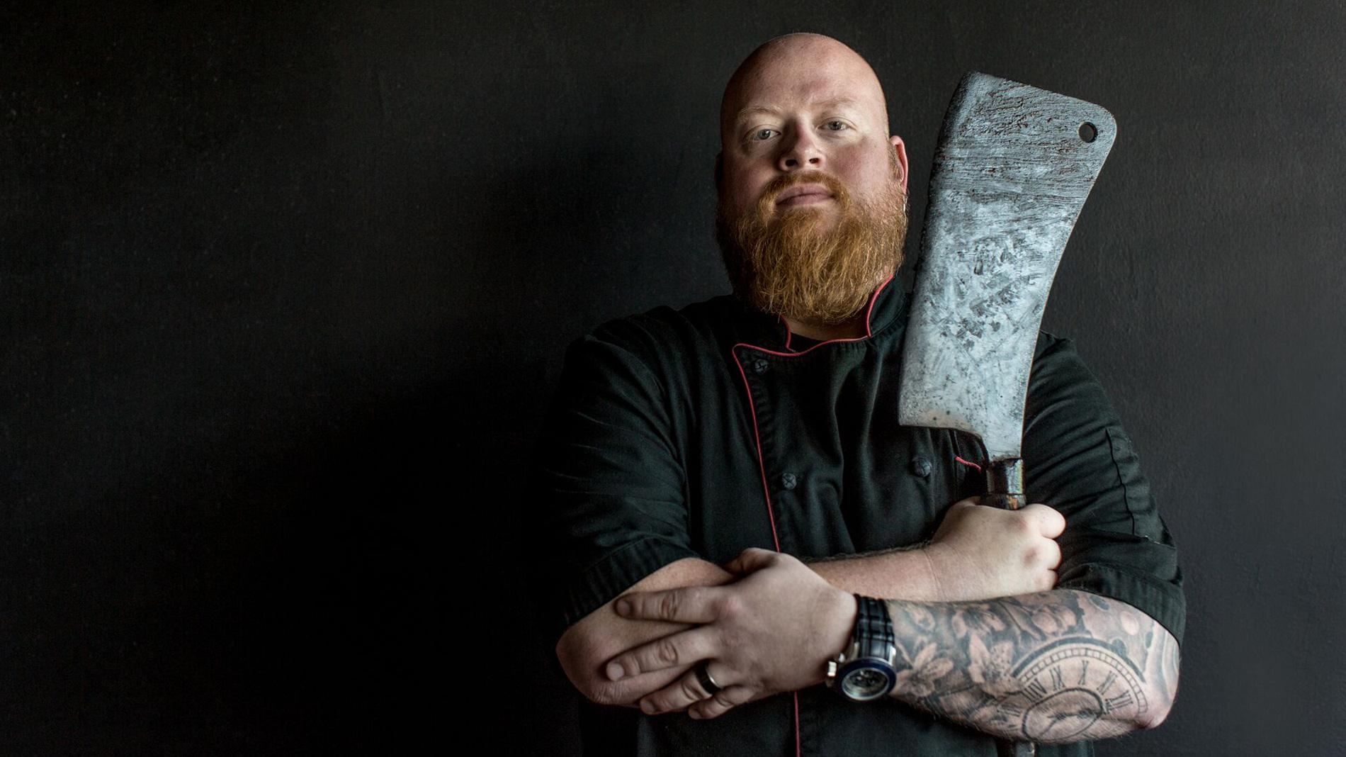 David Sandusky, the Beast, Co-founder of Beast Butcher & Block -
