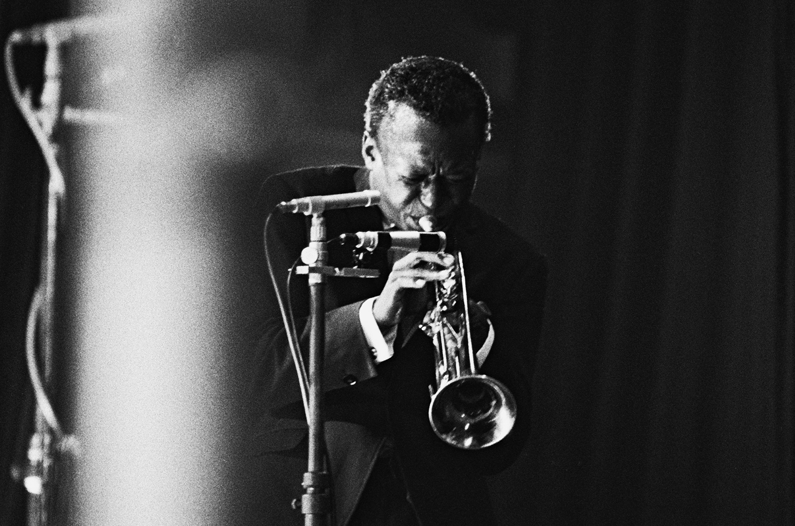 Miles Davis...maybe the coolest of all time? -