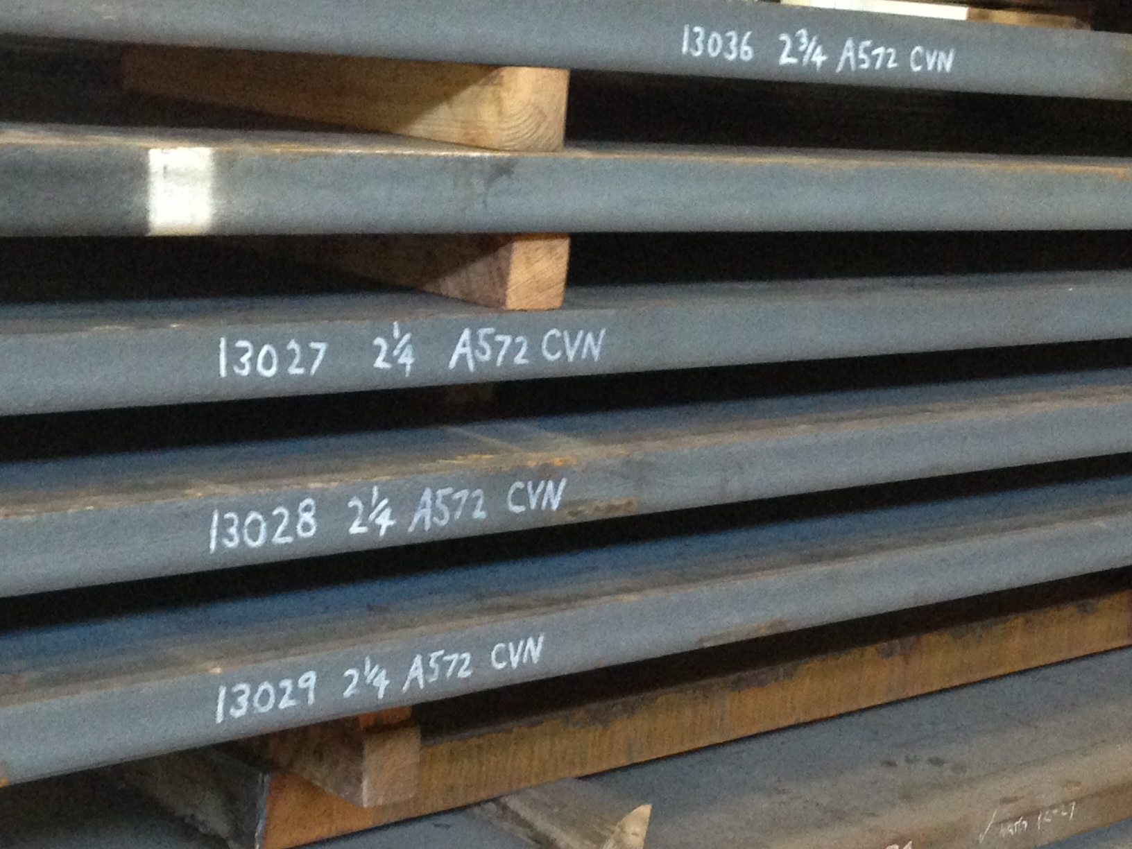 Raw untreated steel plate will be part of the exterior palette -