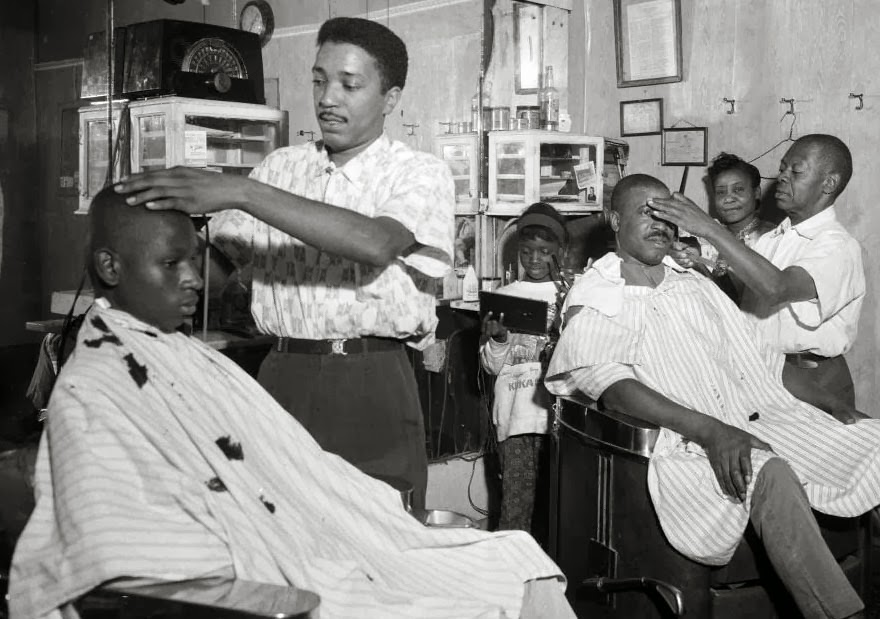 The American Barber Shop: did the Civil Rights Era begin here? -
