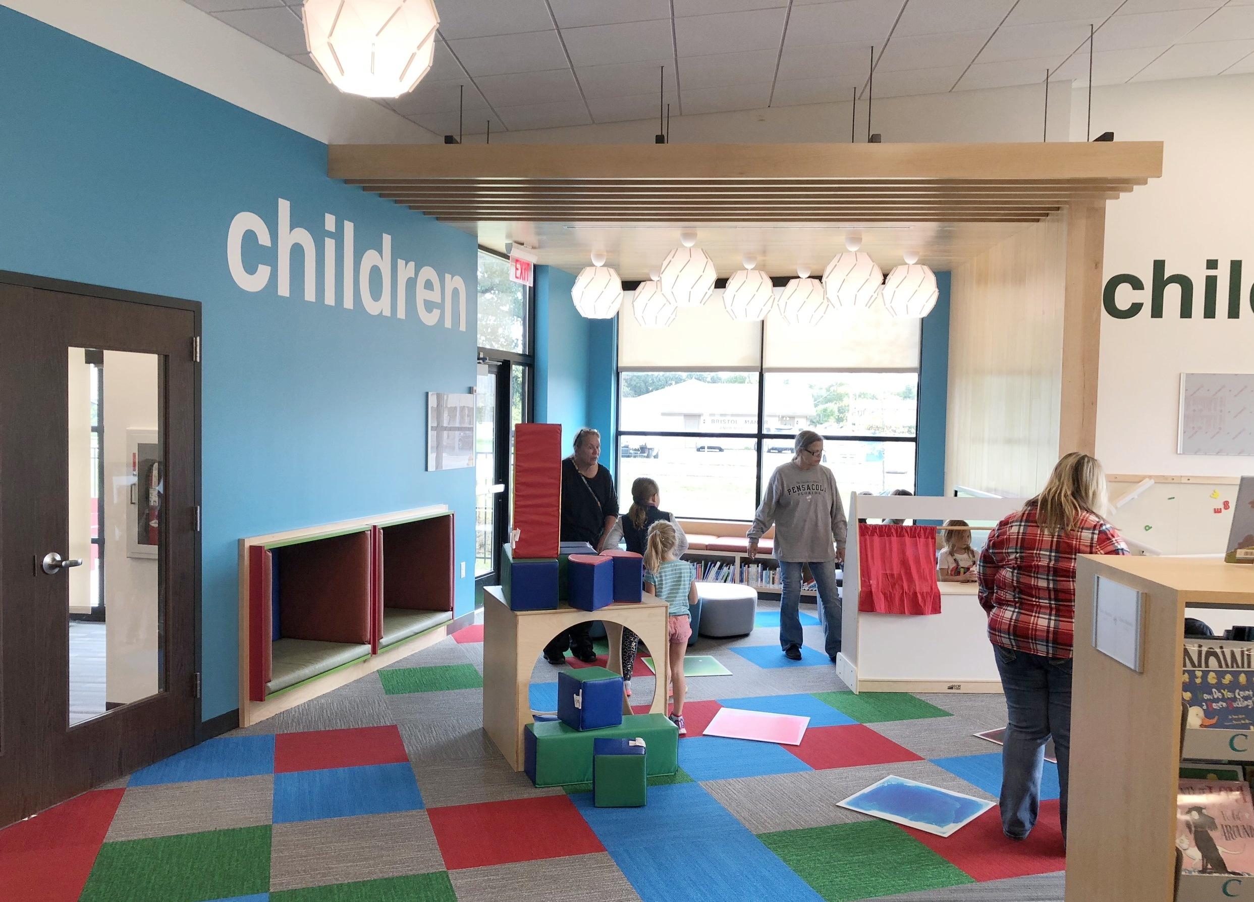 Children's Area -
