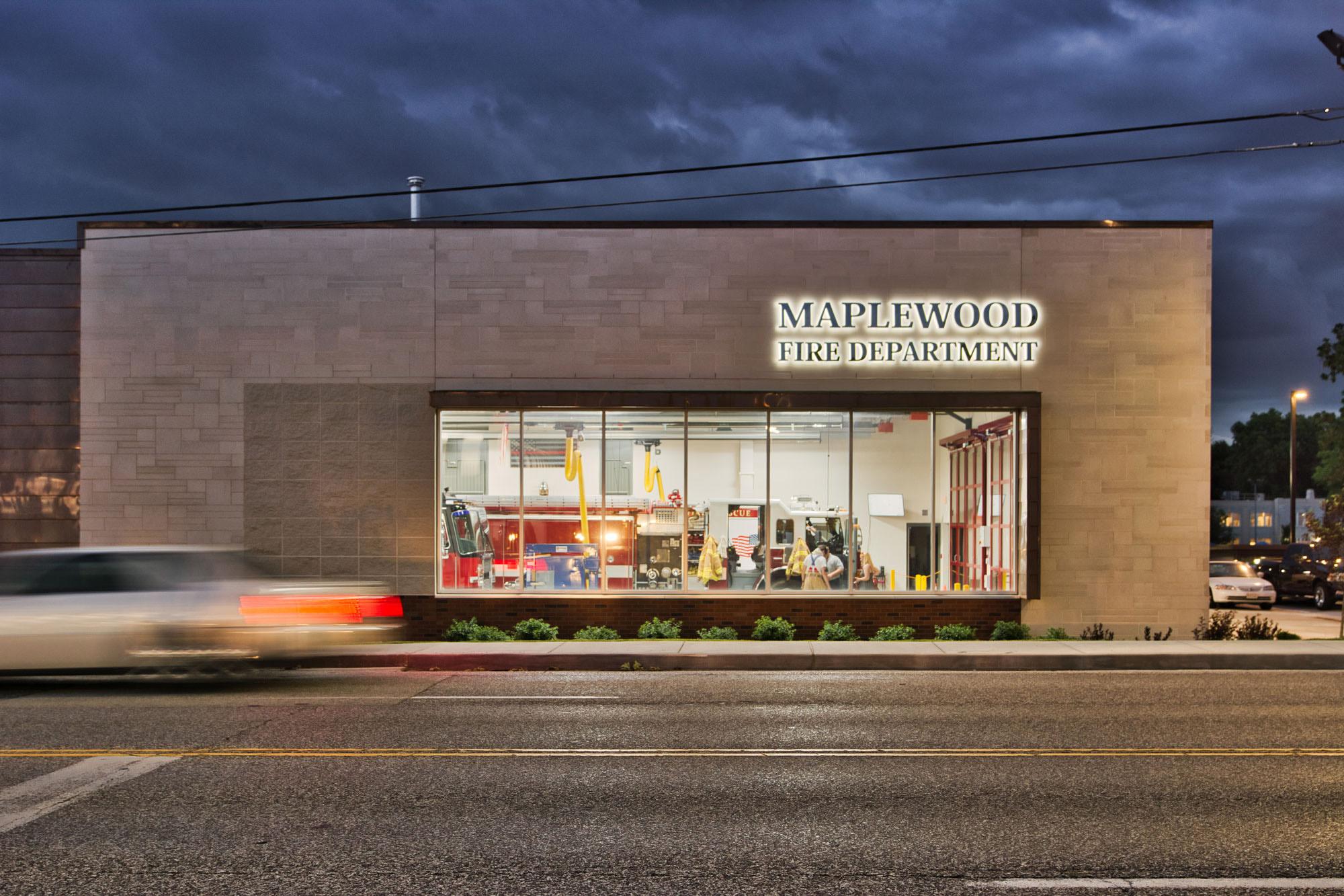 Maplewood Fire Station — JEMA
