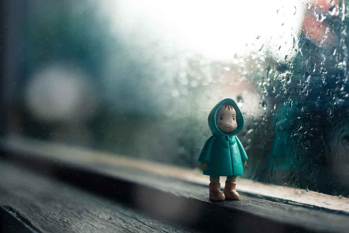 Sadness or depression? photo by Rhendi Rukmana