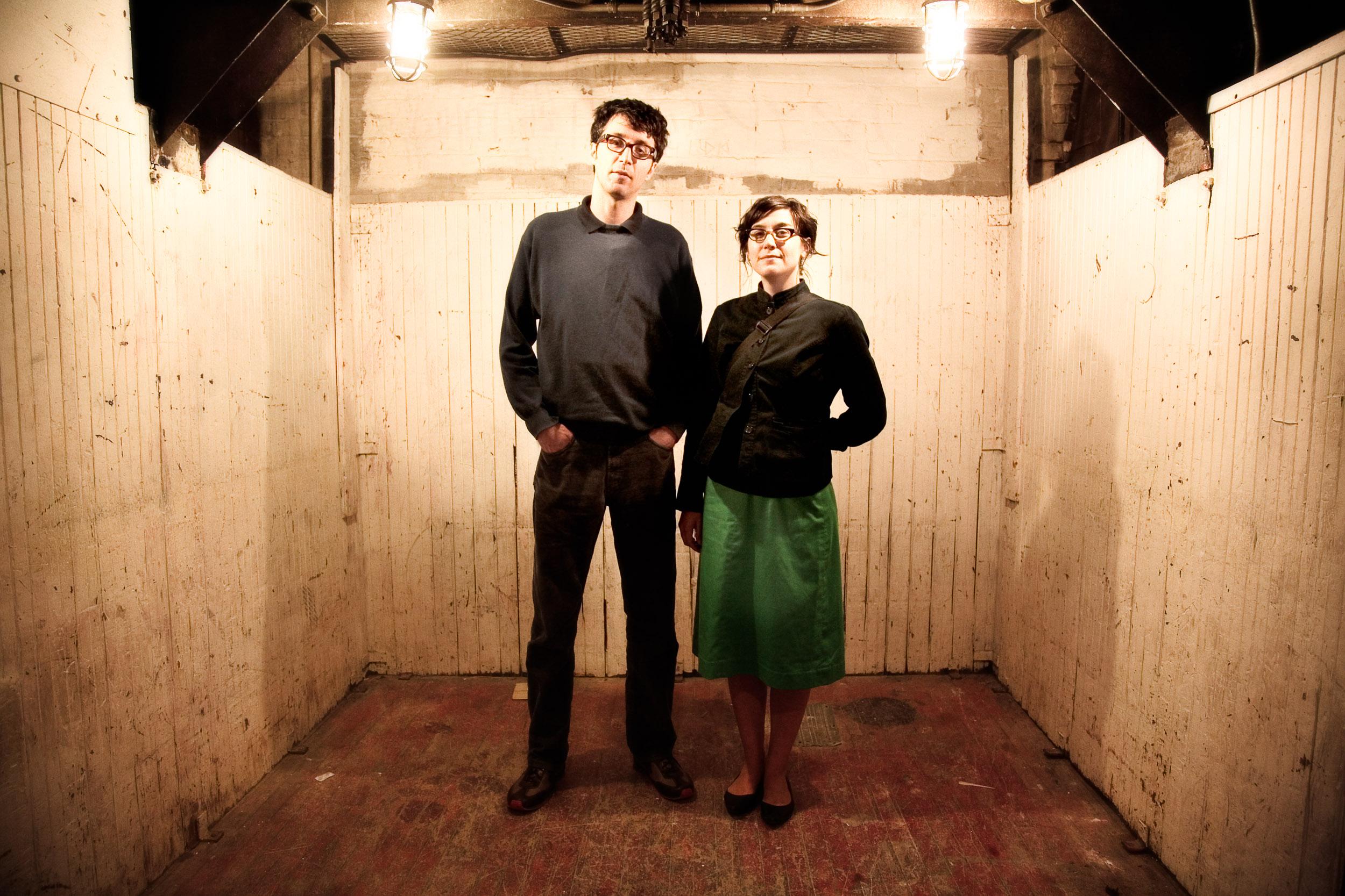 Phil Burke, Melanie Emerson