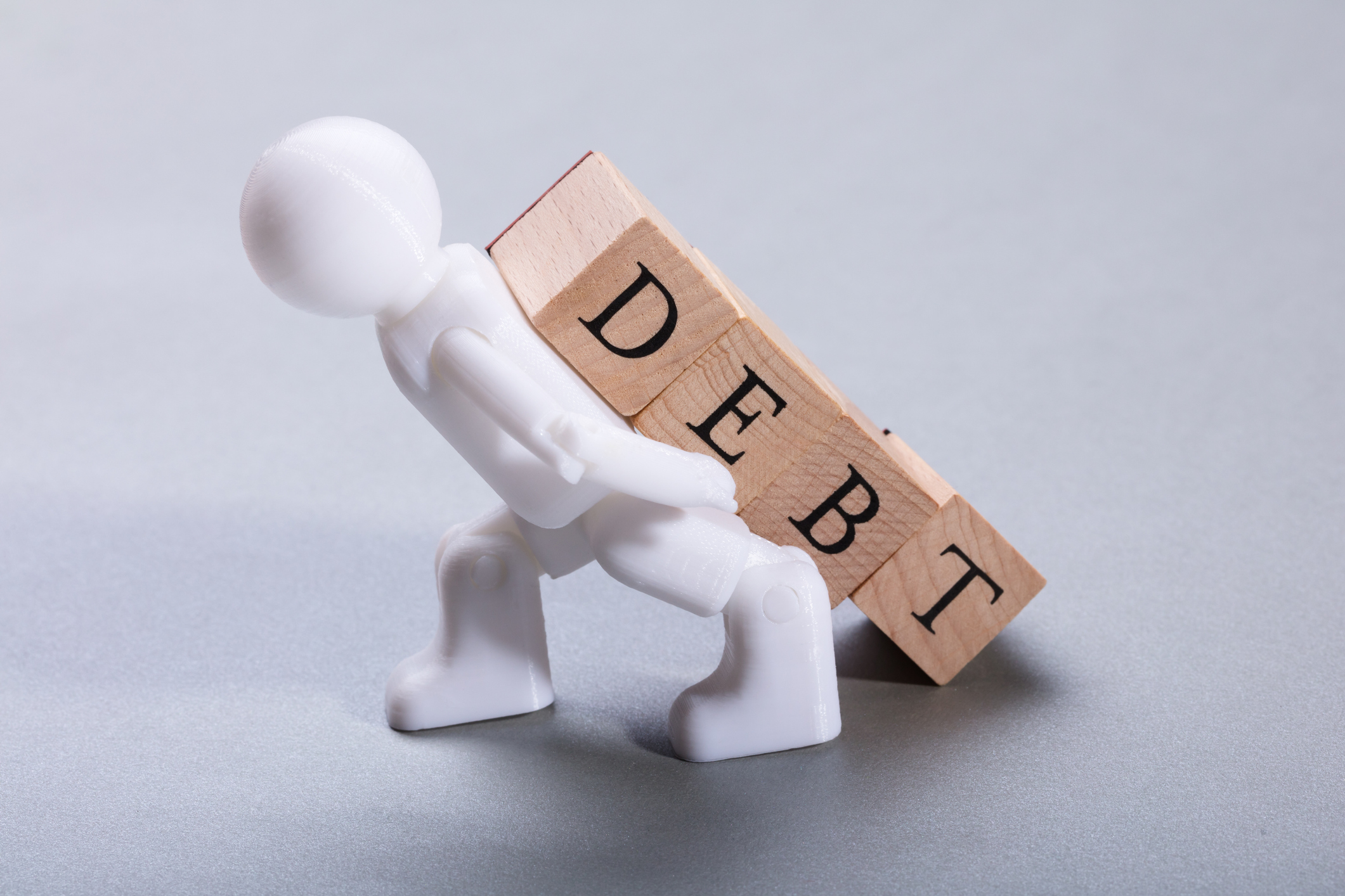 INSOLVENCY & BAILOUT @ iStock