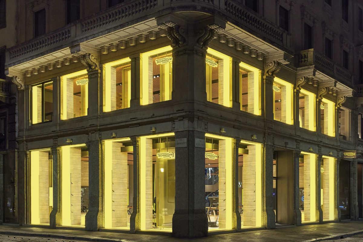 Flagship Store Milán