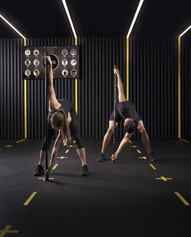 Entrenamiento con Skilltools. - - #skilltools #TechnogymMx #wellnessdesign #fitness #gym #functional #training