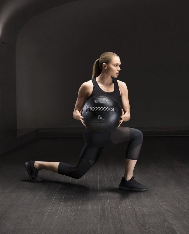 Medicine Ball; Skilltools de Technogym. - - #skilltools #TechnogymMx #wellnessdesign #fitness #gym #functional #training