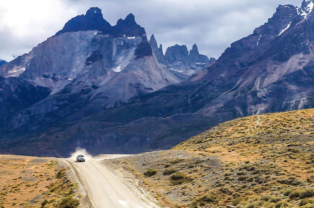 TIME TRAVEL IN SOUTH AMERICA: 10,000 KILOMETERS, 23 DAYS  [Feb. 1, 2015]  When the phone rings with an offer to drive a truck from the tip of South America to Perú, you don't say no.   Join us on the famed Ruta 40 and Pan-American Highway . . .