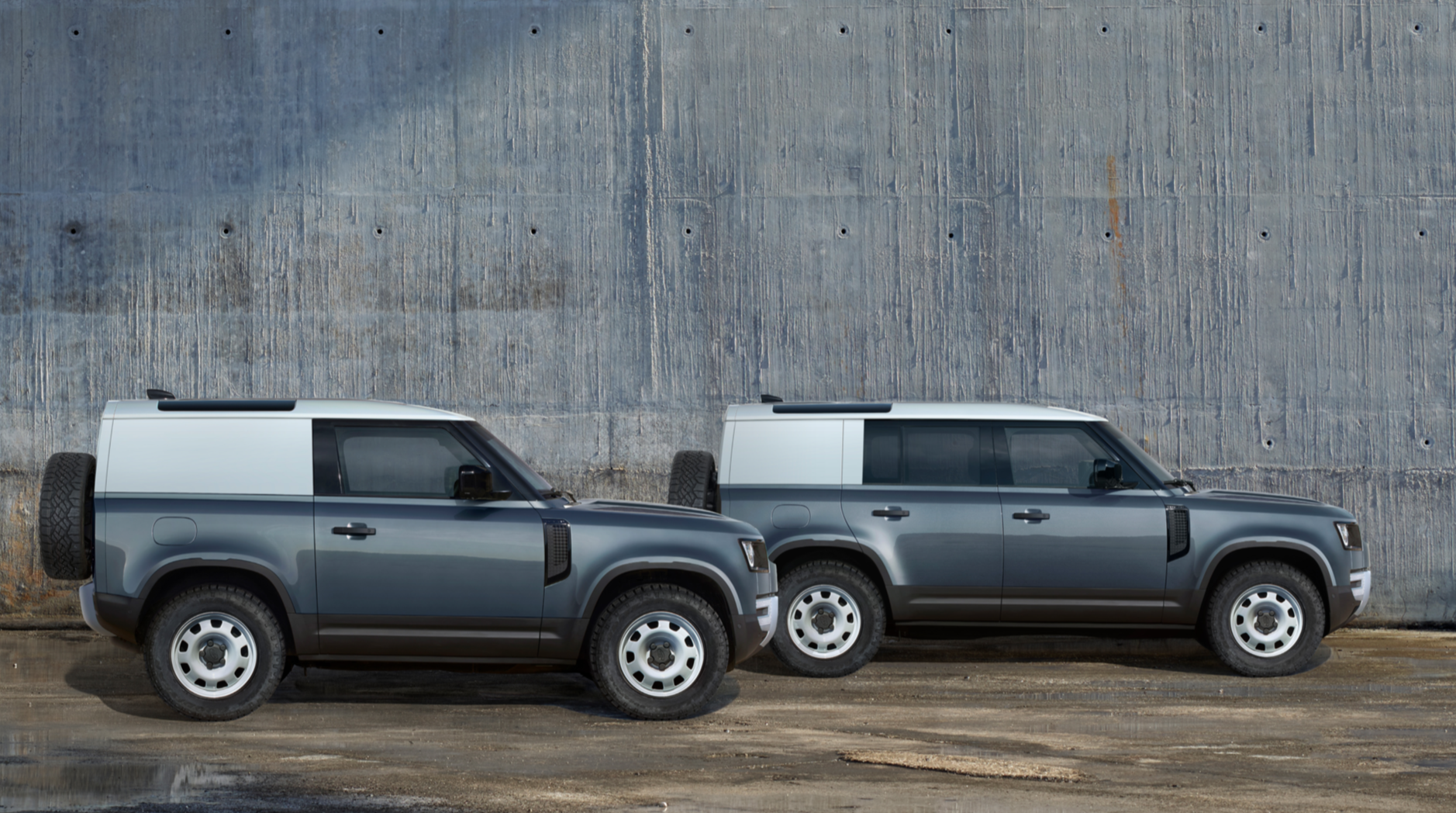 """The Defender's """"Commercial"""" configuration shows promise for those wanting a basic overlanding vehicle."""