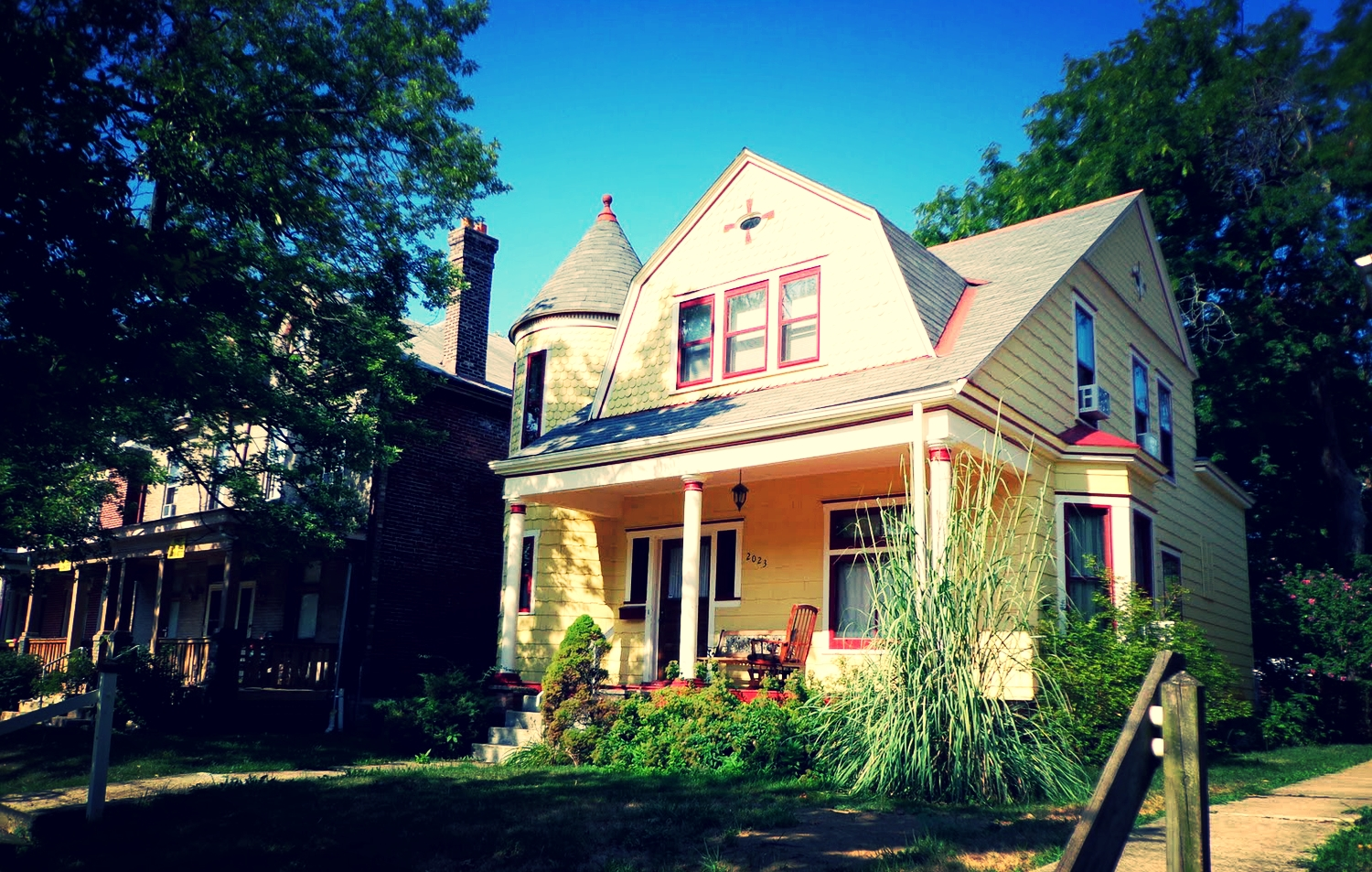 Indianola Terrace Home