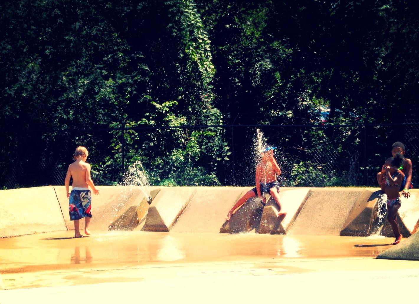 Tuttle Park Pool