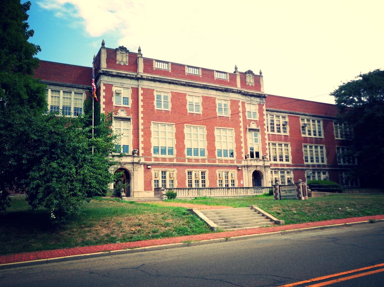 Old North High School