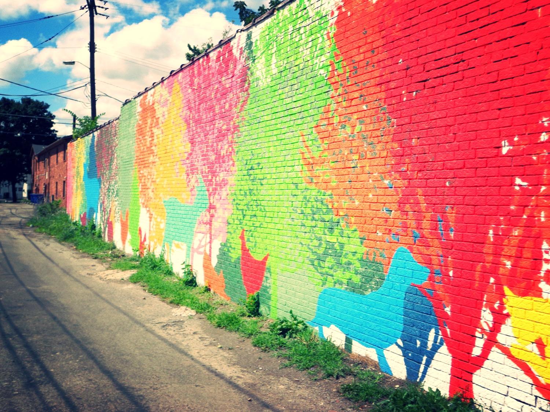 SoHud Mural