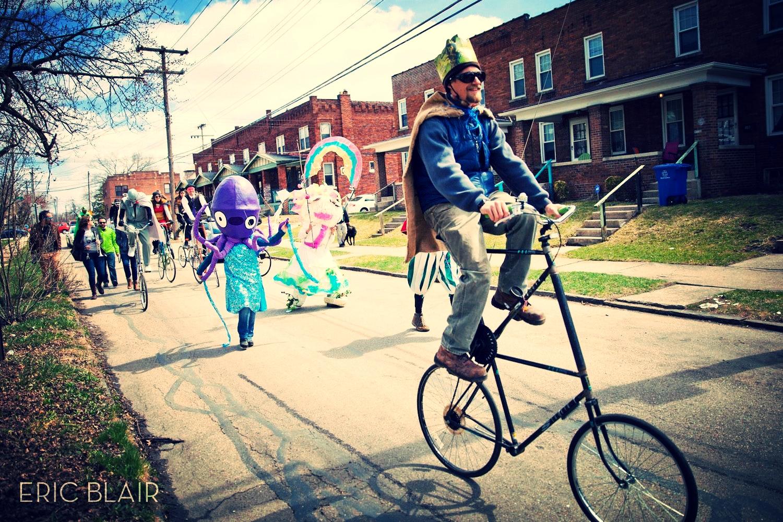 SoHud April Fools Parade