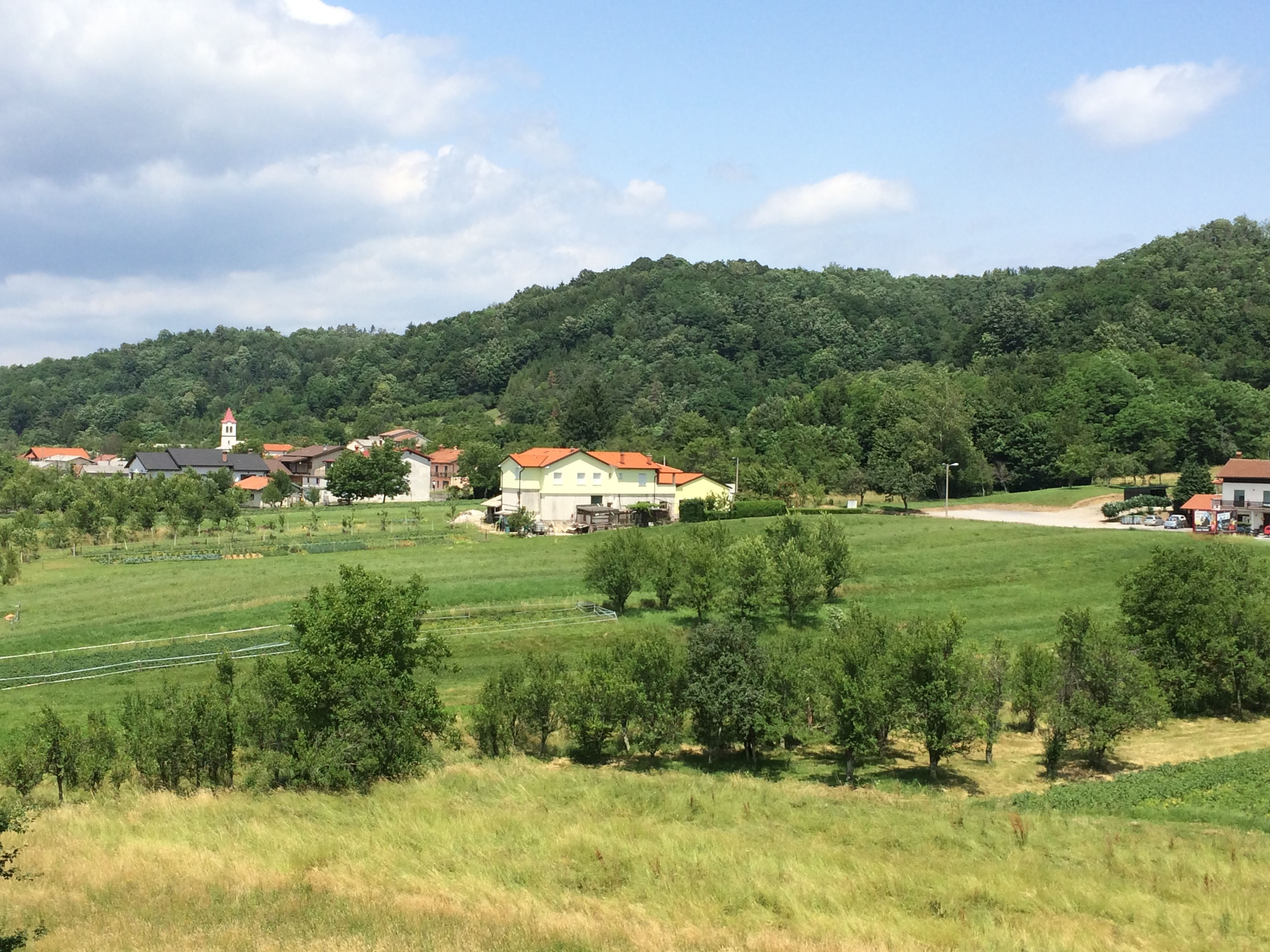 Slovenia - perfectly nice and very pretty in a national park kind of way