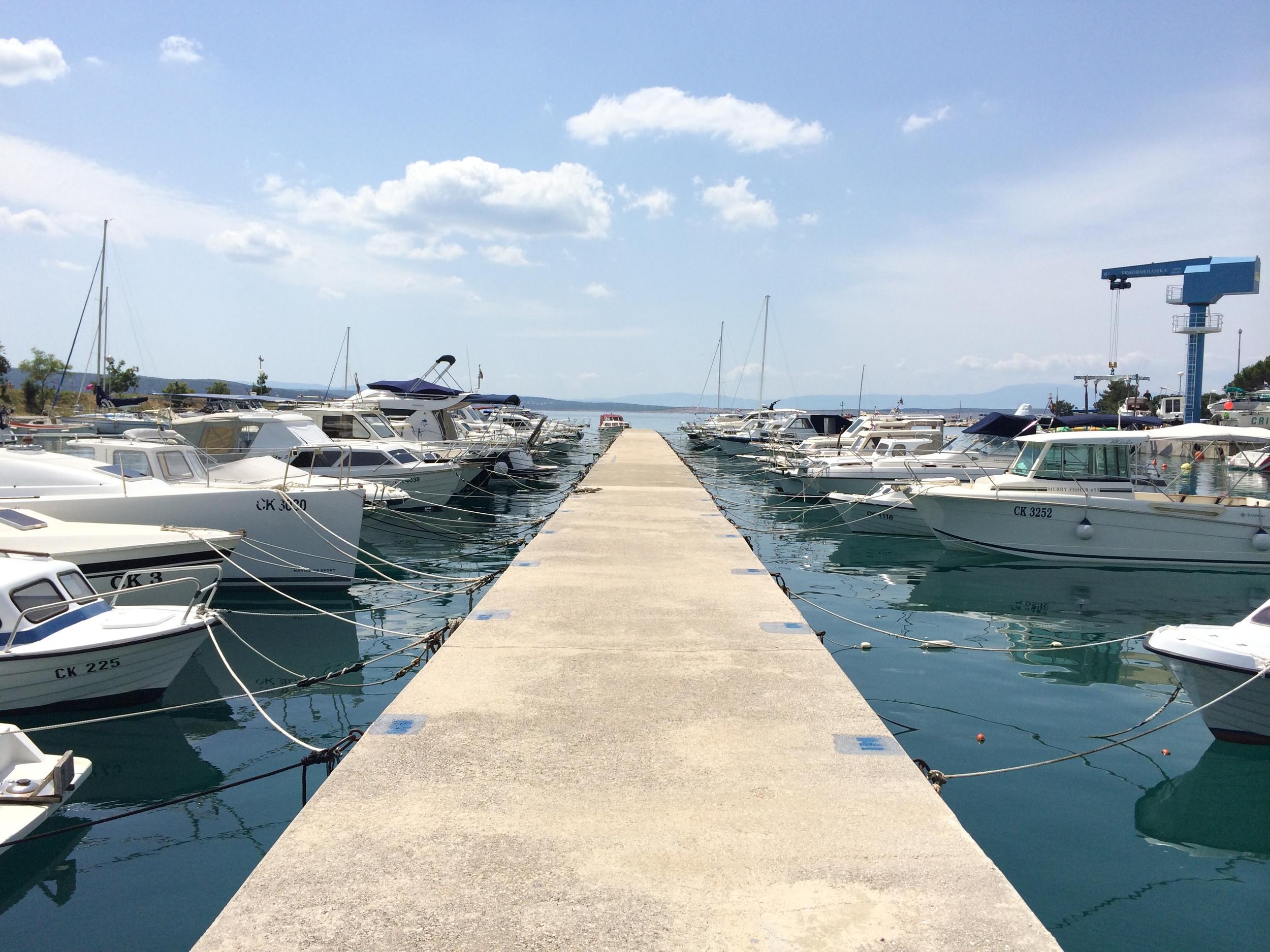 Crickvenice, Croatia