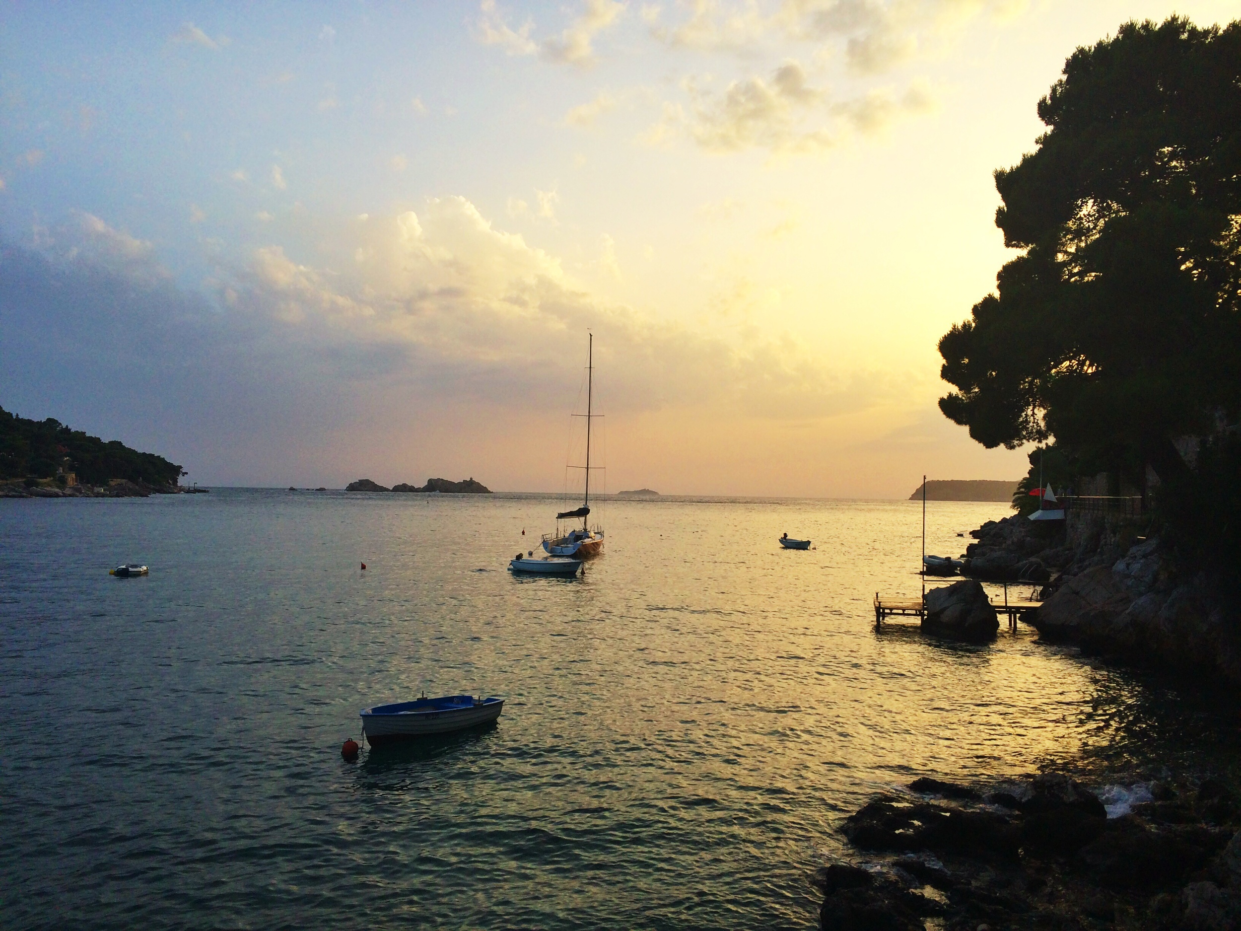 Coast near Dubrovnik