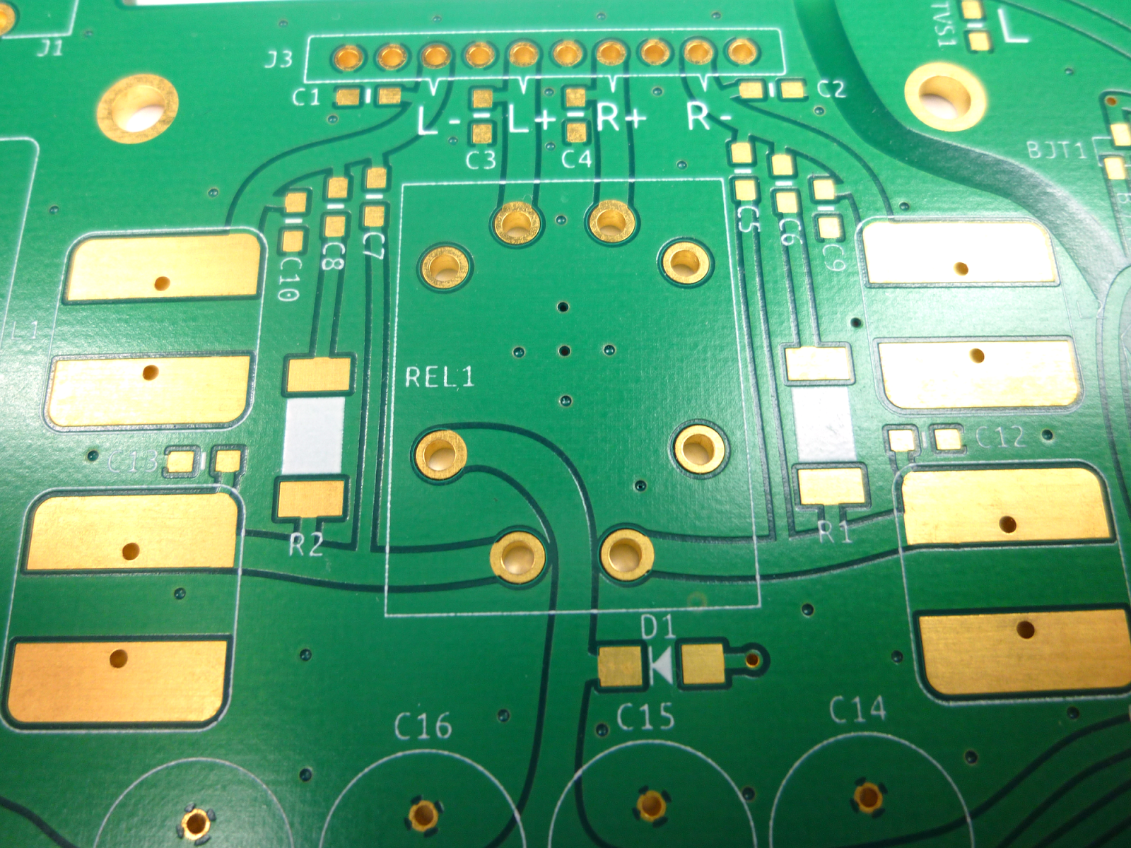 A design beautifully manufactured by Cambridge Circuits