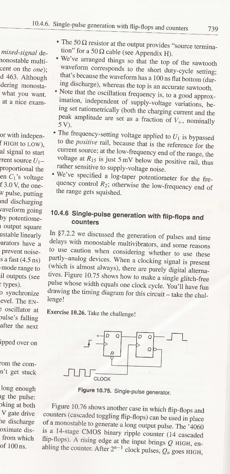 Page 739 of  The Art of Electronics Third Edition