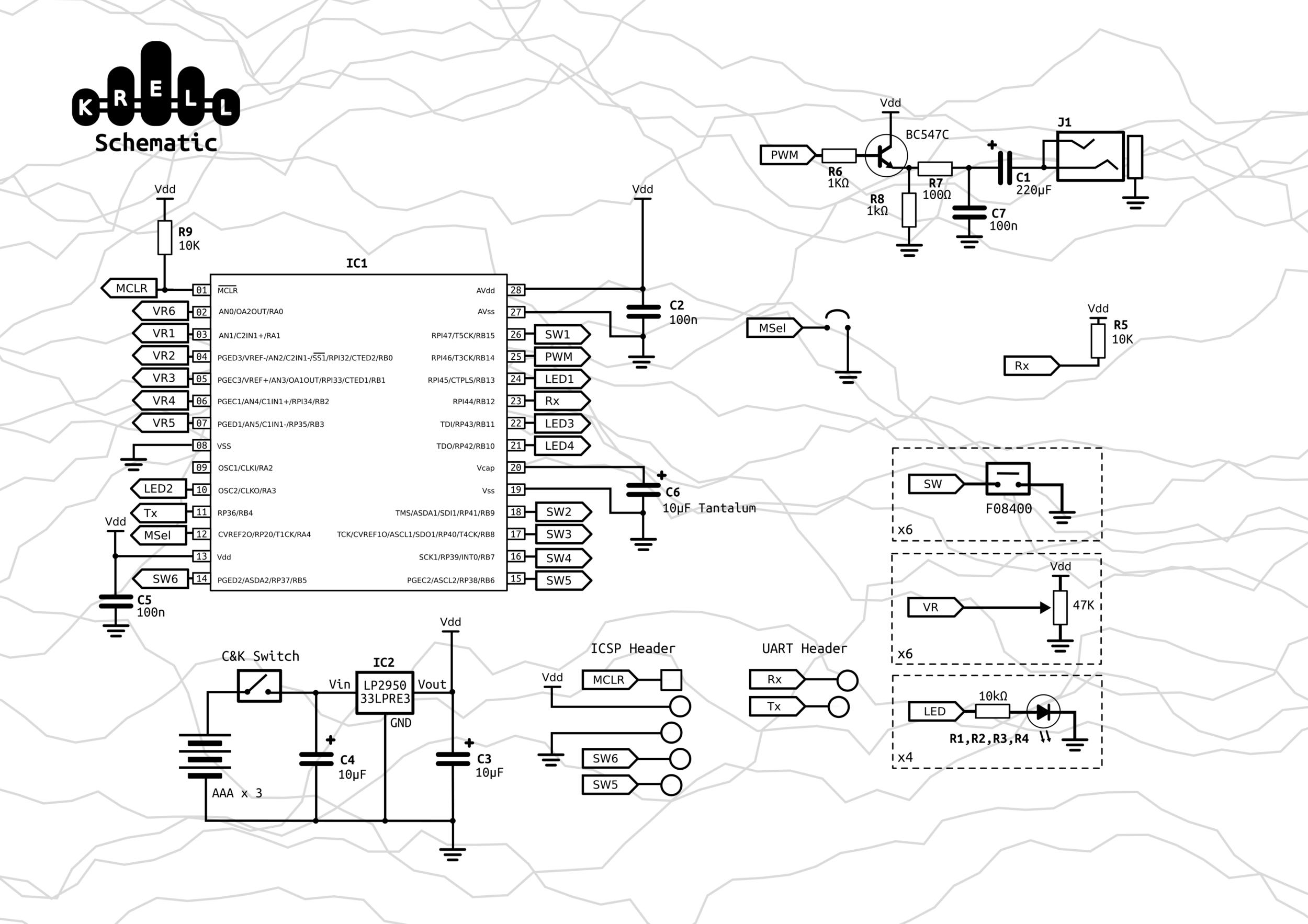 Krell Schematic    PDF