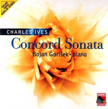 Charles Ives — Concord Sonata