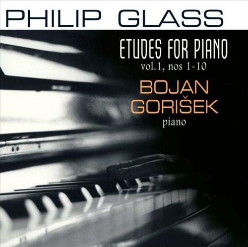 Philip Glass — Etudes for Piano