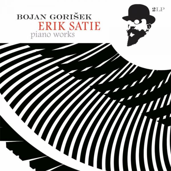 Erik Satie — Piano Works | Limited Vinyl 2LP