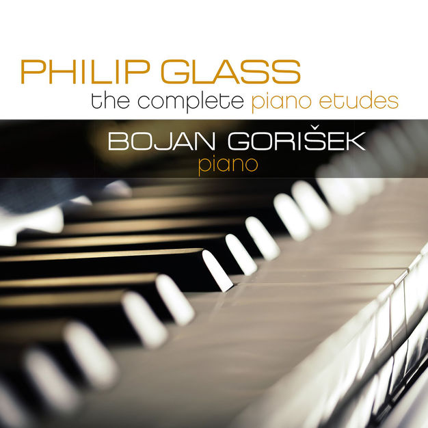 Philip Glass —The Complete Piano Etudes