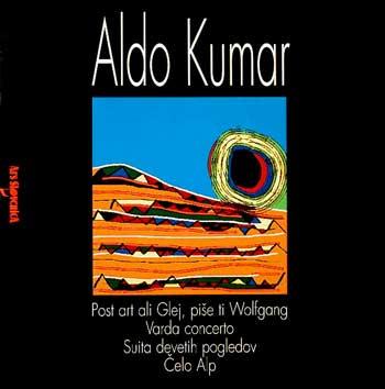 Aldo Kumar —Portret