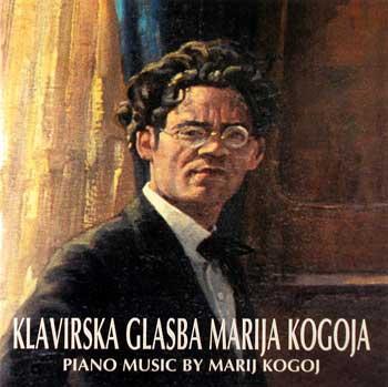Piano music by Marij Kogoj