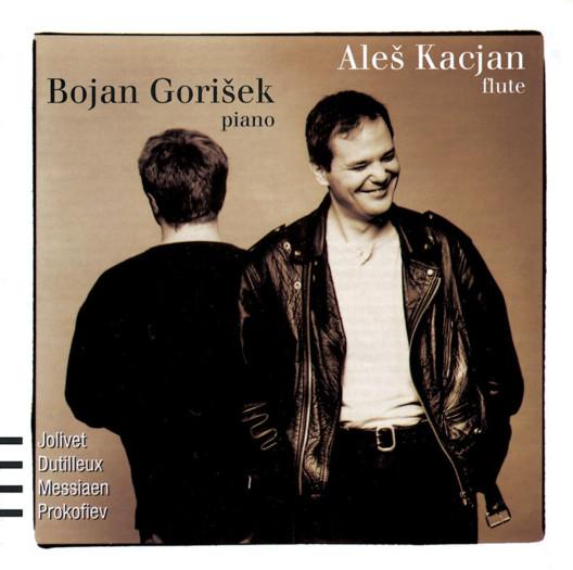 Ales Kacjan, flute & Bojan Gorisek, piano
