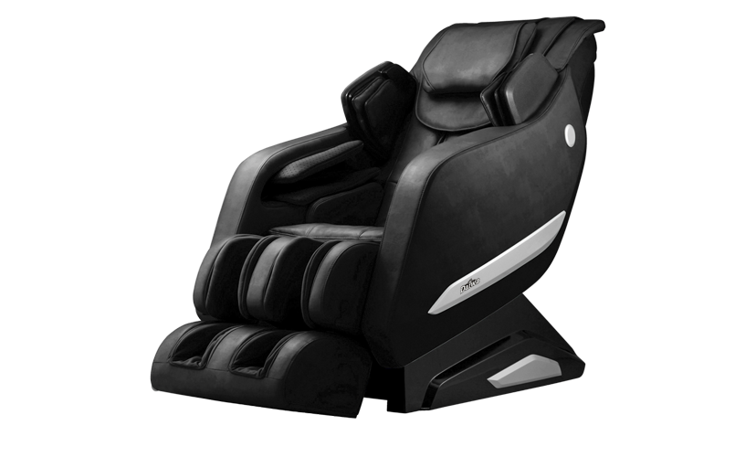 Legacy massage chair black