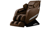 Legacy 3d massage chair brown