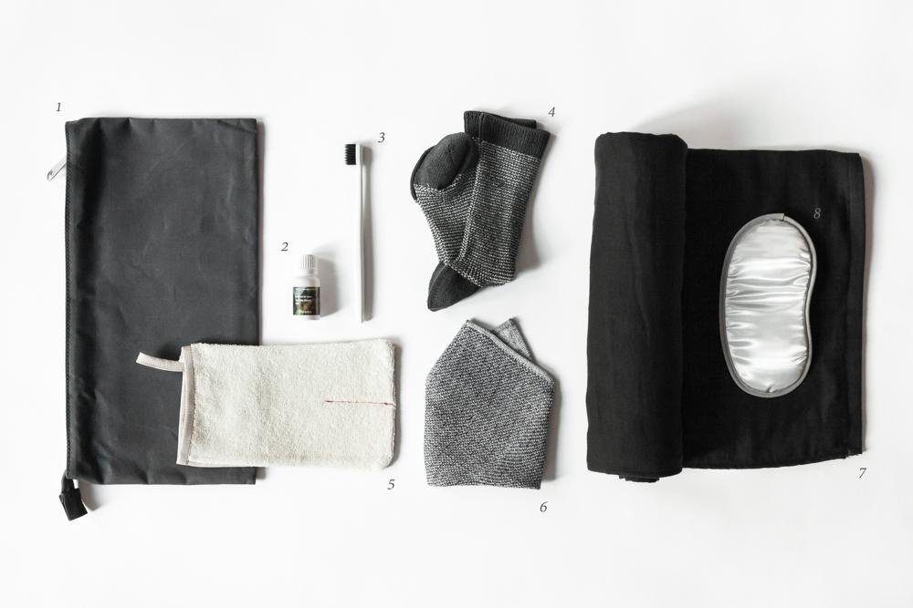 Rikumo Packing Guide