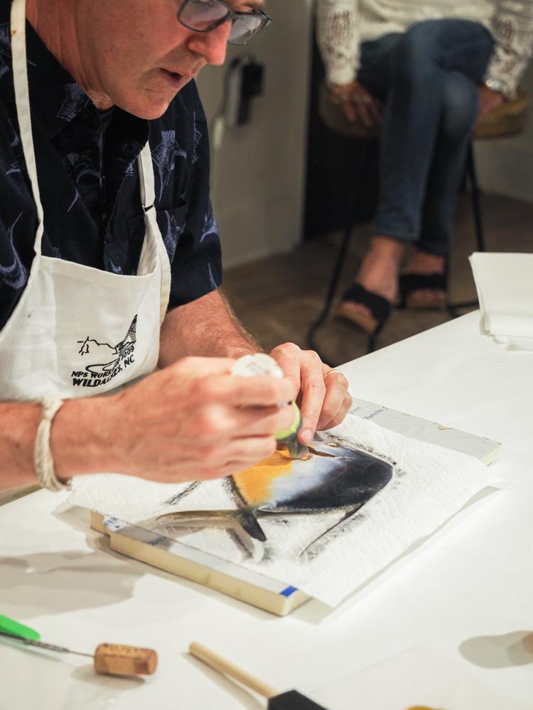 Impressions of Nature - Japanese Gyotaku Fish Printing-17.jpg