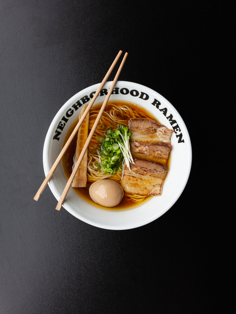 Dive In - Read our interview with Neighborhood Ramen owners Jesse Pryor and Lindsay Steigerwald